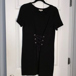 T-shirt dress gently worn, excellent condition